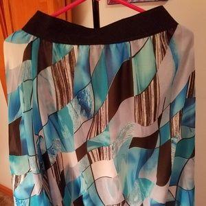Dresses & Skirts - Lularoe Lola skirt